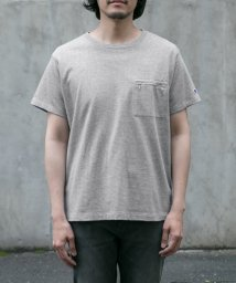 URBAN RESEARCH DOORS/Champion×Mt.Design 3776 H/S T-SHIRTS With PK/500333271
