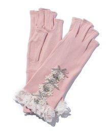 axes femme/バラコサージュUV手袋/500325336