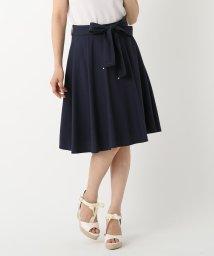 MISCH MASCH/【美人百花6月号掲載】サッシュベルト付きスカート/500209349