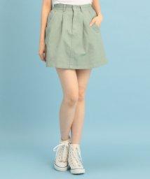 Ray Cassin /ギャバ台形スカート/500211576