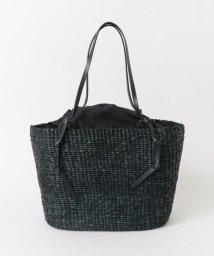 URBAN RESEARCH/SMIR NASLI Gem. Leather Tie Basket/500339839