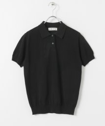 URBAN RESEARCH DOORS/UNIFY Knit Polo/500339922