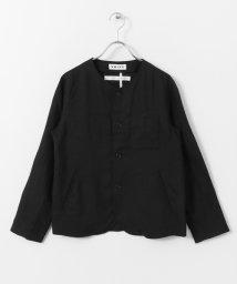 URBAN RESEARCH DOORS/UNIFY Linen Jacket/500339927
