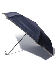 ROPE PICNIC PASSAGE/【晴雨兼用】遮光星柄スカラップミニパラソル/500332669
