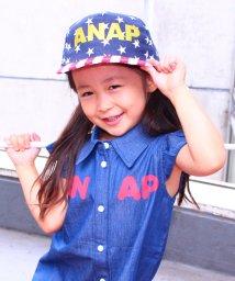 ANAP KIDS/USA国旗メッシュCAP/500336105