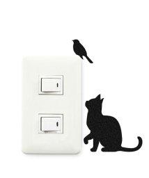 haco!/Wall Storyシール CAT LIFE/500300304