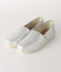 BEAUTY&YOUTH UNITED ARROWS/【国内exclusive】<TOMS(トムス)>CLASSIC GLITTER スリッポン/500338816