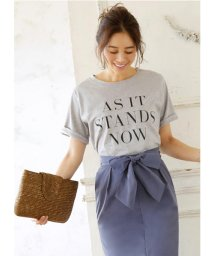 STYLE DELI/ロゴTシャツ/A.I.S.N/500344533