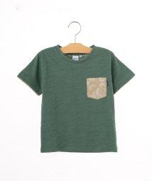 SHIPS KIDS/SHIPS KIDS:バンダナ ポケット TEE 2(100~130cm)/500345589
