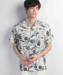 JNSJNM/【SEAVAN】レーヨン和柄シャツ/500336041