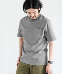 URBAN RESEARCH DOORS/D'sh Made in U.S.A. Crew-Neck T-Shirts/500347943