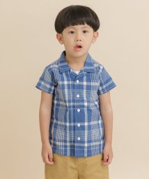 URBAN RESEARCH DOORS(Kids)/FORK&SPOON Voile S/S Shirts(KIDS)/500347944