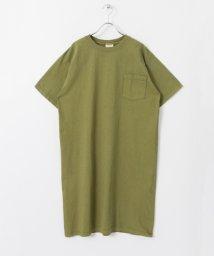 URBAN RESEARCH DOORS/Goodwear Tシャツワンピース/500347963