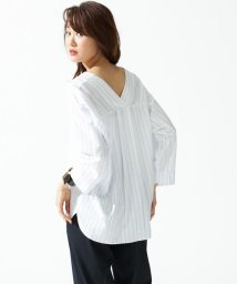 ICB(LARGE SIZE)/【洗える】Sapphire Cool カットソー/500349152