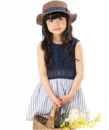 Seraph / F.O.KIDS MART/4色2柄レイヤードワンピース/500319534