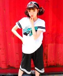 ANAP GiRL/ロゴTシャツ+バスパン SET/500341550