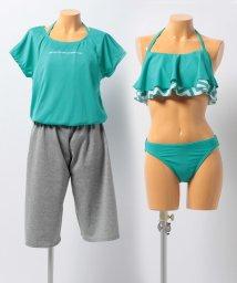 VacaSta Swimwear/【BENETTON】4点セット水着/500341319