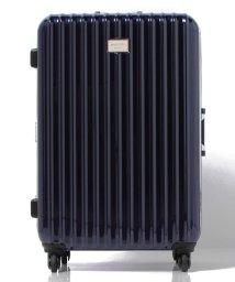 BENETTON (UNITED COLORS OF BENETTON)/静走ラインキャリーバッグ・スーツケースL/500341415