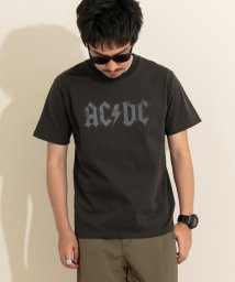 URBAN RESEARCH Sonny Label/ACDCロゴ ロックTシャツ/500351300