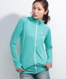 VacaSta Swimwear/【BENETTON】フードUVラッシュガードポケット付/500340935