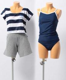 VacaSta Swimwear/【BENETTON】4点セット水着/500341318