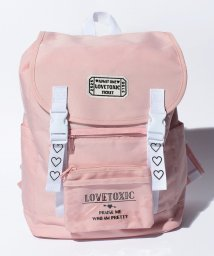 Lovetoxic/ポーチ付リュック/500346483