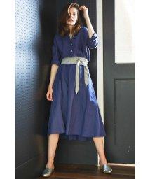 PROPORTION BODY DRESSING/《BLANCHIC》カラーリネンスカート/500352401