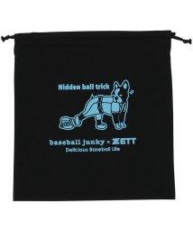 ZETT/ゼット/ベースボールジャンキーニットフクロ/500353537