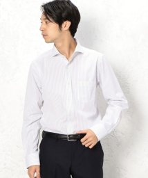 green label relaxing/SLIM ICE COTTON S/ST CUTAWAY シャツ<接触冷感>/500333111