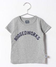 RUGGEDWORKS/布帛プリントRW半袖T/500346412
