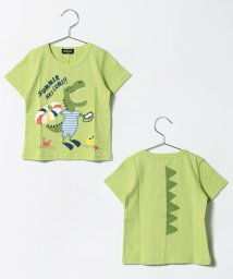 kladskap/海水浴ザウルス半袖Tシャツ/500346462