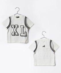 XLARGE KIDS/XL 半袖フットボールTシャツ/500346531