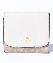 COACH/三つ折り財布(小銭入れ付) F53837/500349010