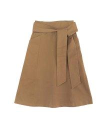 ur's/ウエストリボン台形スカート/500354047