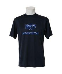 ZETT/ゼット/ネオステイタスプリントTシャツ/500354183