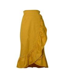 Re:EDIT/ツイルフリルデザインミディアムスカート/500351944