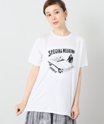 JOURNAL STANDARD/【WHITE LINE/ホワイトライン】 WLxshomiyata SPECIAL WEEKEND:Tシャツ/500355626