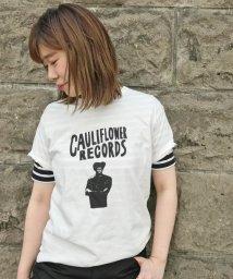 JOURNAL STANDARD/【WHITE LINE/ホワイトライン】 WLxshomiyata CAULIFLOWER Tシャツ/500355628