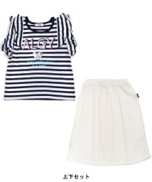 ALGY/Tシャツ&レーススカートセット/500347750