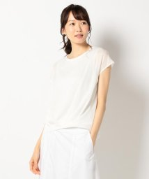 ICB(LARGE SIZE)/【セットアップ可 / 洗える】Fine Mesh Layered カットソー/500358459