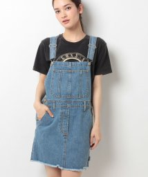 AZUL by moussy/Denimサロペット/500336911