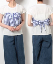 NICE CLAUP OUTLET/コルセット付きT/500345397