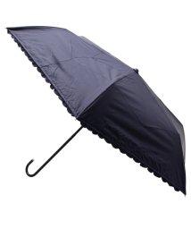 grove/縁フリル折り畳み傘(晴雨兼用)/500361512