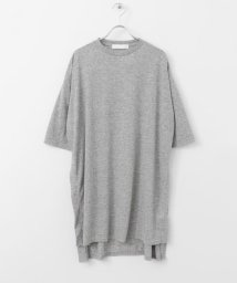 SENSE OF PLACE/ロングスリットTシャツ(半袖)/500361939