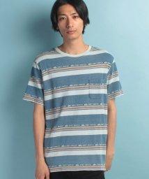 KRIFF MAYER/インディゴJQ‐Tシャツ/500350540