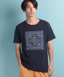 KRIFF MAYER/バンダナ刺繍T/500350542