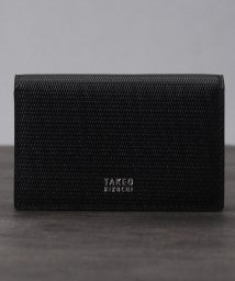TAKEO KIKUCHI/ミニメッシュ名刺カードケース/500363152