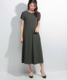 Leilian/Aラインワンピ−ス  /10255333N