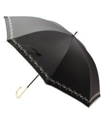 grove/遮光プチフラワー刺繍パラソル(長傘)/500369140
