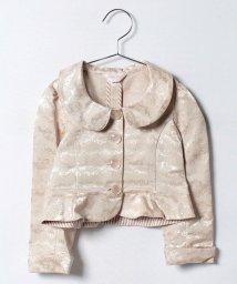 ShirleyTemple/ジャガードジャケット(110cm)/500362015